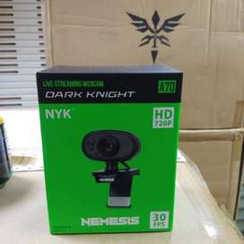 Webcam NYK nemesis Dark knight HD 720P