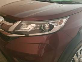 Honda BRV manual 2019 model in good condition carnelian red colour