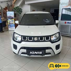 [Mobil Baru] new ignis DP 15 juta