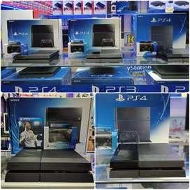 Sony PS 4 Fat 500-1Tera (Bisa Kredit) Siap COD Bonus Game