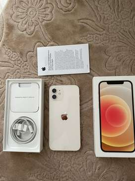 Iphone 12 64 gb white ibox