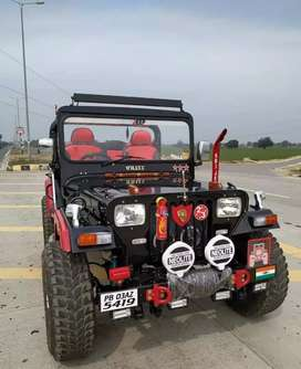 Top Jeep ready your booking