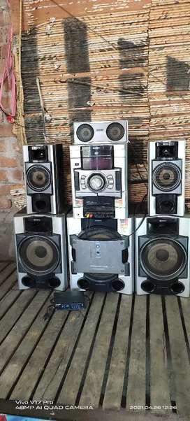 Sony Sound Sistem 10000