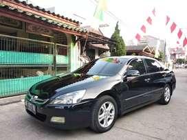 Dijual Honda Accord VTI-L 2.4 AT Thn 2007 Full Orisinil Sangat Istimwa