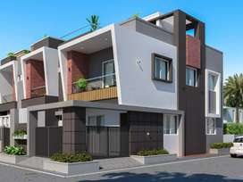 2 & 3 BHK BUNGLOWS FOR SELL WITH CAR PARKING
