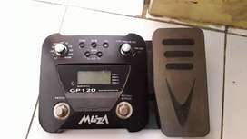 MUZA GP120 bekas