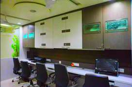 Luxurious Office Rent Panjrapol IIM Circle