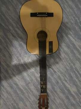 Jual gitar kayu