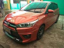 For Sale Toyota Yaris TRD Sportivo Matic 2015 Nopol Cantik Mulus