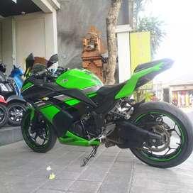 Ninja 250 cc thn 2013 bali dharma motor