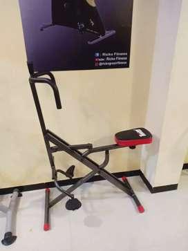 Power rider cek coba deal bayar toko ricko fitness mojo