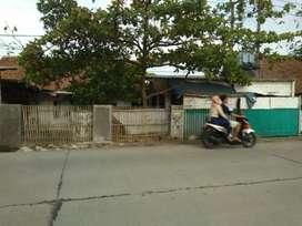 Jual tanah bonus Rumah Pinggir jalan karawang
