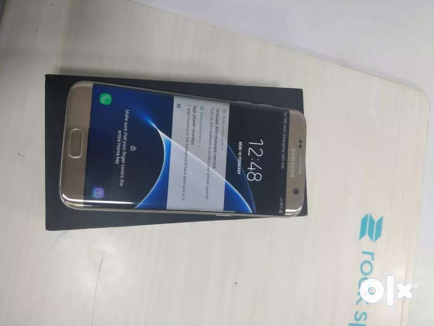 Samsung galaxy s7 edge excellent condition 0
