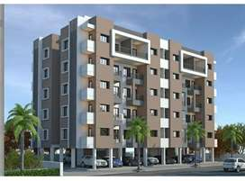 Newly constructed 1BHK flat