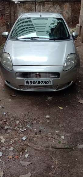 Punto diesel in good condition,tax fail