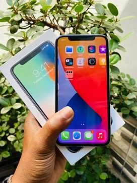 Iphone x 256 gb resmi ibox