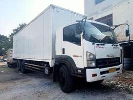 Isuzu Giga Tronton FVM 34w 10Roda Full box 2012