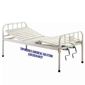 2 function manual hospital adjustable Bed patient use