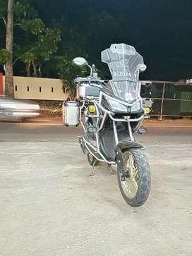 Veleg racing montor vario 110