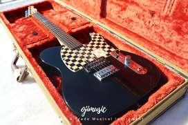 Squier Telecaster Avril Lavigne Signature Made in Indonesia Tahun 2009