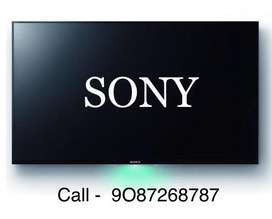"""Sony 32"""" new led tv call me"""