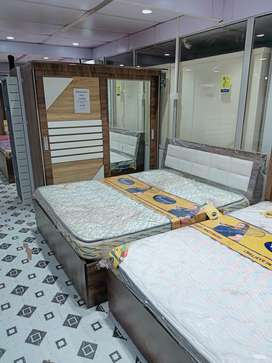 Free Delivery Anywhere Bedroom set @ 12500 onwards.