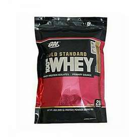 Whey Protein gold standard available