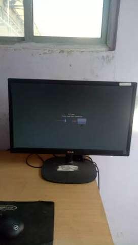 "LG led monitor 22""  sall"