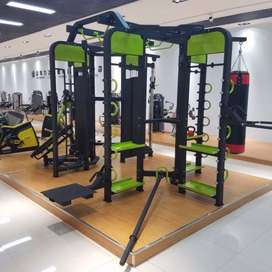 All type of Gym equipment's available on EMI interested contact us.