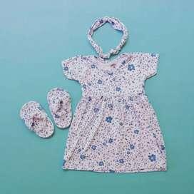Setelan baju bayi 3in1