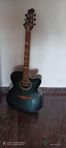 Guitar no problem no complaints