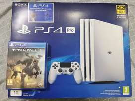SONY PS4 PRO ( COD AVAILABLE)