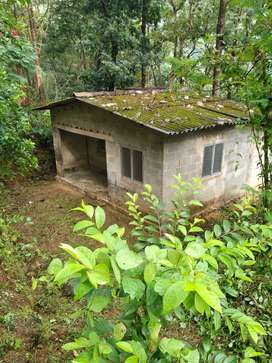 Road side house