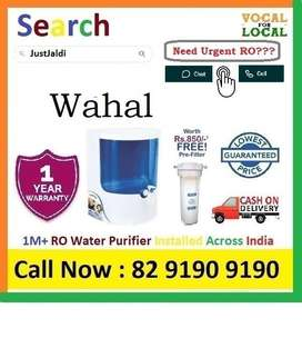 """Wahal RO Water Filter Water Purifier Dolphin COD 9L  Click """"Follow"""" to"""