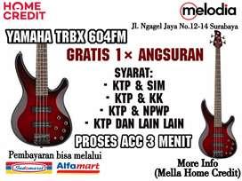 Promo Kredit Yamaha TRBX604FM Syarat KTP+SIM di Melodia Musik