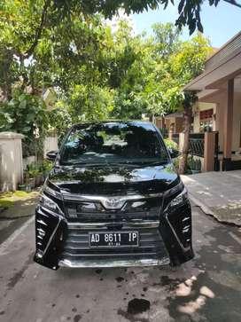 Toyota Voxy 2019 Bulan 8
