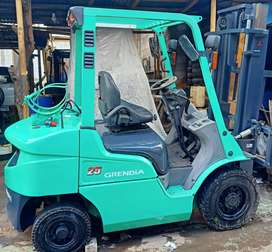 Forklift Bekas 2,5 Ton Tahun 2017