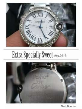 Jam tangan pria second