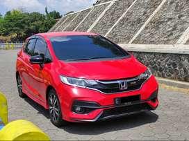 Jazz RS GK5 a/t 2018 Facelift Merah