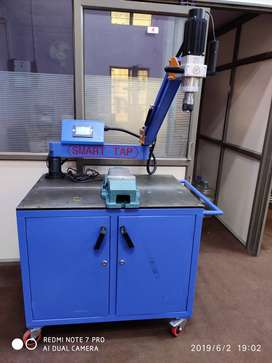 Smart tap brand Flexible arm servo based electric tapping machine