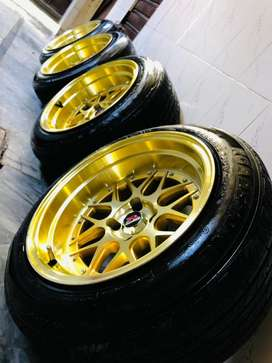 15 inch 9jj rims and tyres