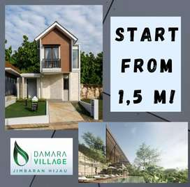 Rumah Murah di BALI! @Damara Village Lokasi sangat Strategis!
