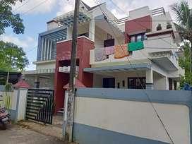 Alappuzha town north 6 cent 3 BHK 2000 sqft house