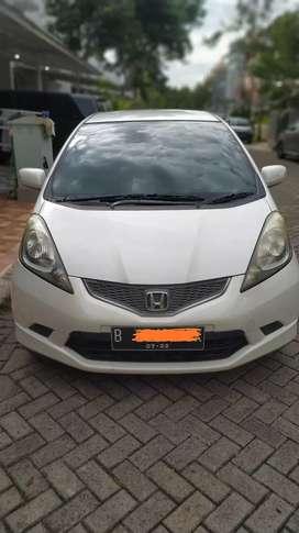 Honda Jazz rs at/putih