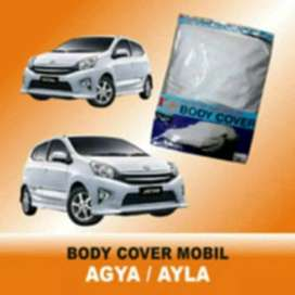 Body cover sarung selimut mobil Agya Ayla ready avanza xenia xpander