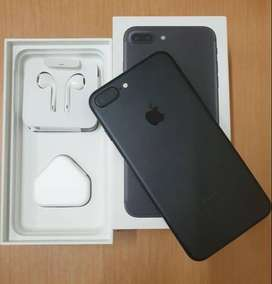 iPhone 7 plus Black available