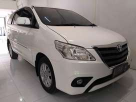 Toyota Innova G diesel 2.5 matic th 2013