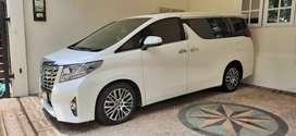Toyota alphard 2.5g atpm