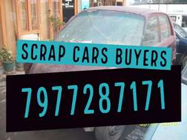 CARS SCRAP BUYERS OLD CARS BUYERS