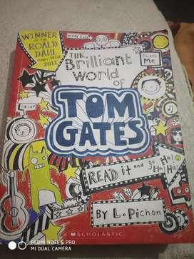 The Brilliant of Tom Gates